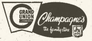 grand union champagnes nashua store