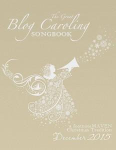 great blog caroling songbook 2015 logo