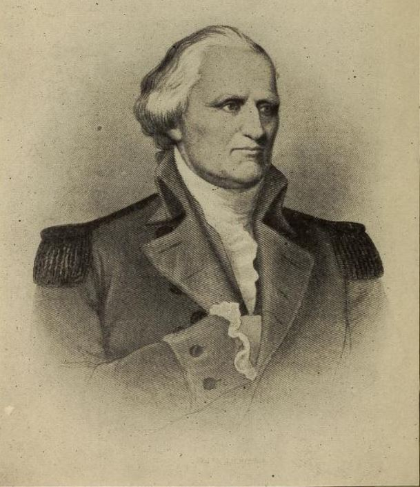 Major general johng stark