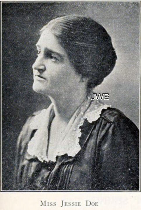 Jessie Doe, elected to the General Court of NH in 1921. Cow Hampshire Blog