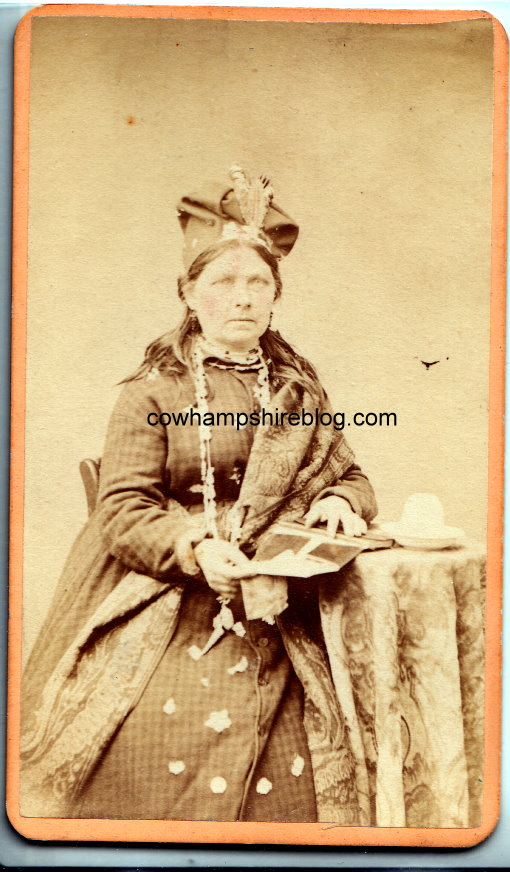 Concord New Hampshire's Famed Spiritualist, Medium and Clairvoyant