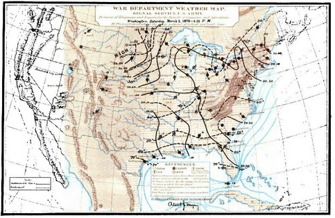1873-1890: How New Hampshire's Weather Was Foretold | Cow Hampshire