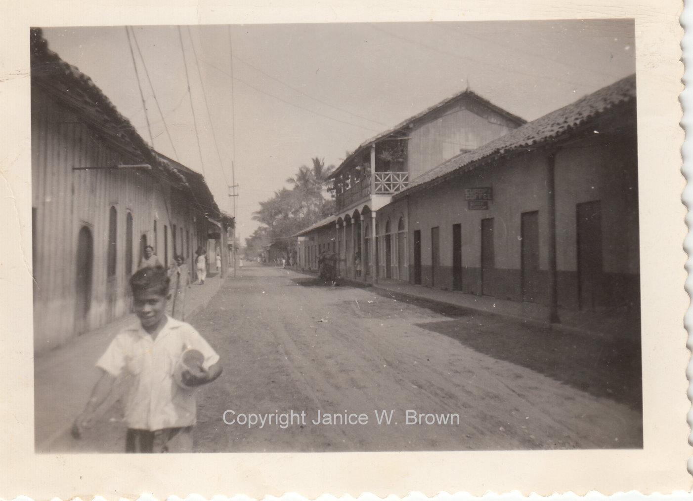 w0099999 – Nicaragua scene boy yms245