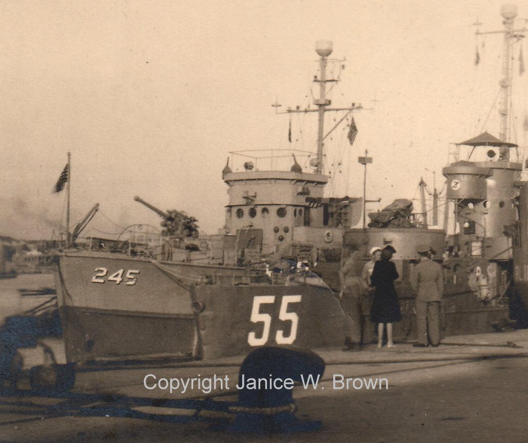 w009999998 yms245 December 1945 CHINA WW2